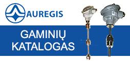 Auregis produktų katalogas