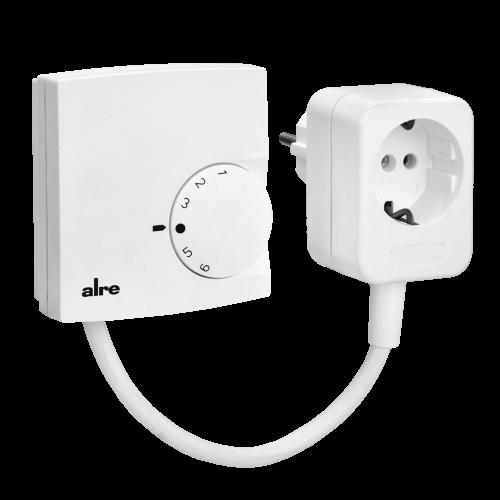 Termostatas su elektros lizdu (rozete) RTBSB-001.401