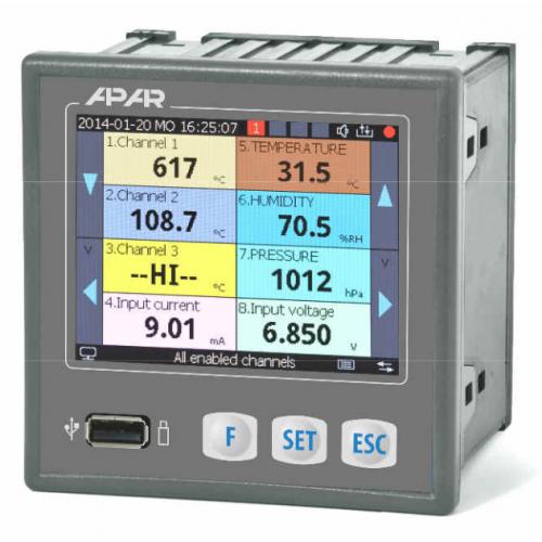 Duomenų kaupiklis (registratorius) AR207