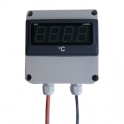 Temperatūros indikatorius TI-N20, TI-N24