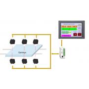 Lazerinė gaminių kontrolės sistema LGKS-01
