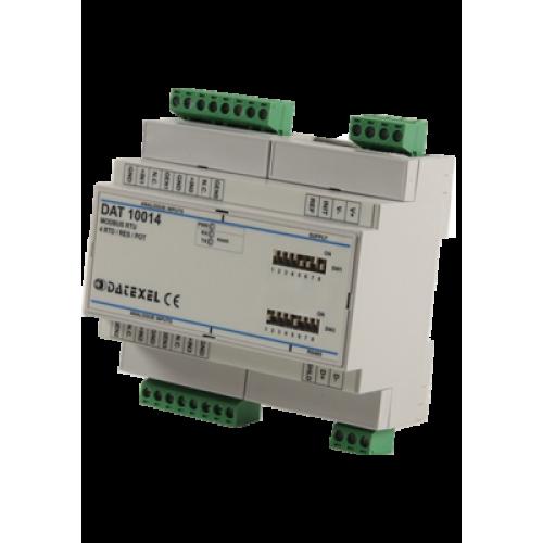 Signalo keitiklių DAT10000 serija (analogas/binarinis į Modbus RTU/ASCII)