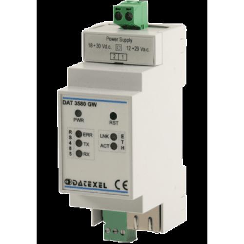 Signalo keitiklis DAT3580GW (Modbus TCP / RTU)