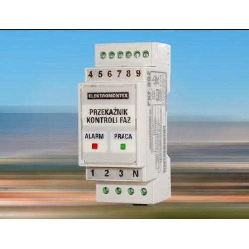 Fazinių įtampų valdiklis PKF-302