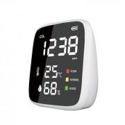Oro (CO2, temperatūra, drėgmė) kokybės matuoklis E2250