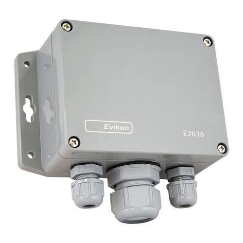 Anglies monoksido detektorius-keitiklis E2638-CO