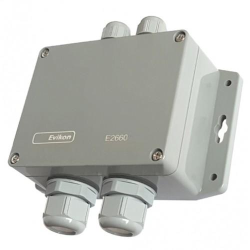 Anglies monoksido ir anglies dioksido detektorius-keitiklis E2660-CO-CO2