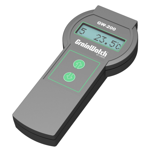 Nešiojamas grūdų temperatūros indikatorius GW-200
