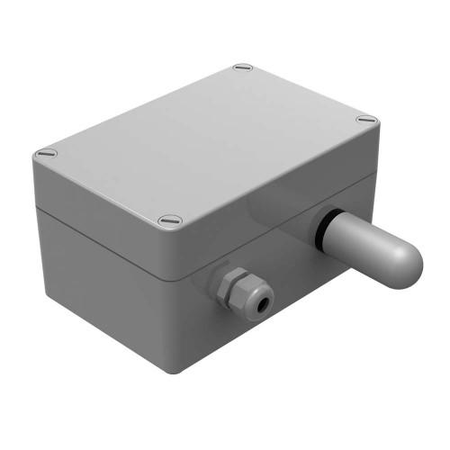 Temperatūros ir drėgmės jutiklis GW-rHS01 grūdų sandėlių vėdinimo sistemoms
