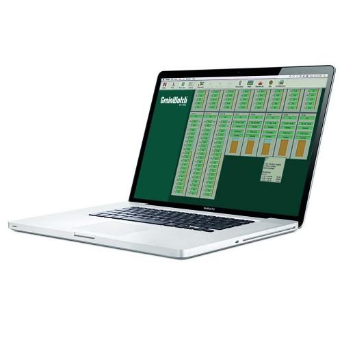 Programinė įranga GrainWatch prietaisams
