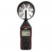 Mentelinis oro greičio, srauto, temperatūros matuoklis LV 130
