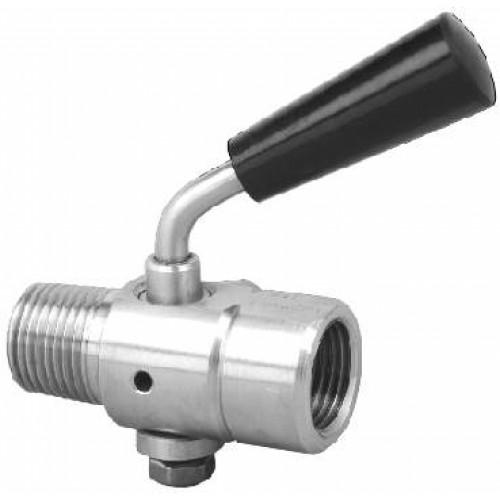 Nerūdijančio plieno rutulinis ventilis 05-03