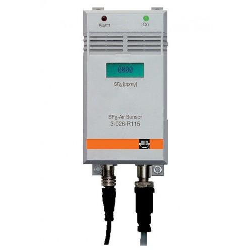 SF6 dujų koncentracijos matuoklis SF6-Air Sensor