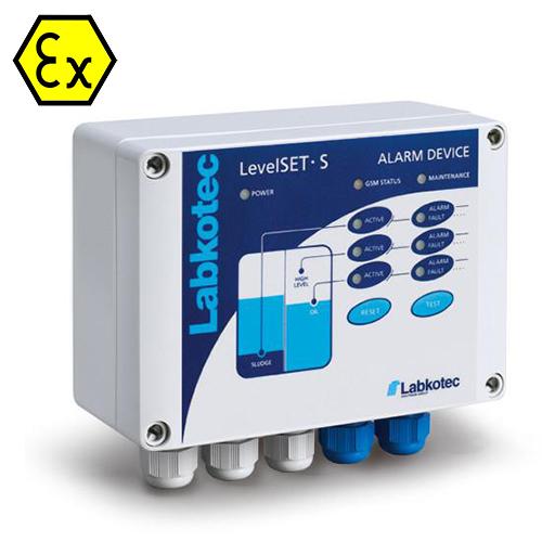 Lygio monitoringo sistema LevelSET S (lygio, nuosėdų ir alyvos jutikliai)
