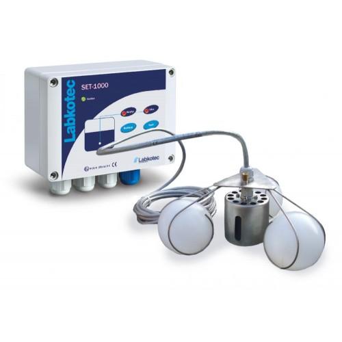 Talpinis alyvos / naftos produktų ant vandens detektorius SET-1000 + SET/OSK2