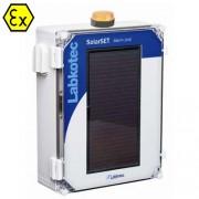 Saulės energijos maitinama lygio signalizavimo sistema su GSM/GPRS modemu ir švyturiu SolarSet GSM/GPRS + Beacon