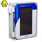 Saulės energijos maitinama lygio signalizavimo sistema su GSM/GPRS modemu SolarSet GSM/GPRS