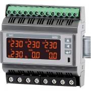 Elektros energetinio tinklo parametrų matuoklis su ekranu N43