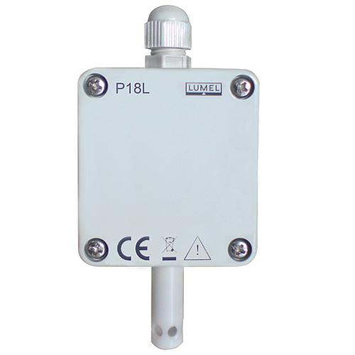 Santykinės drėgmės ar temperatūros keitiklis P18L