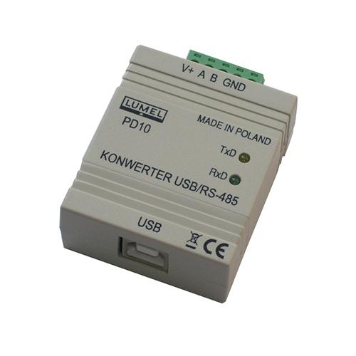 Prievado keitiklis PD10 USB/RS-485
