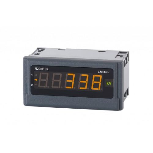 Įtampos (DC) matuoklis N20HPLUS su RS-485 sąsaja