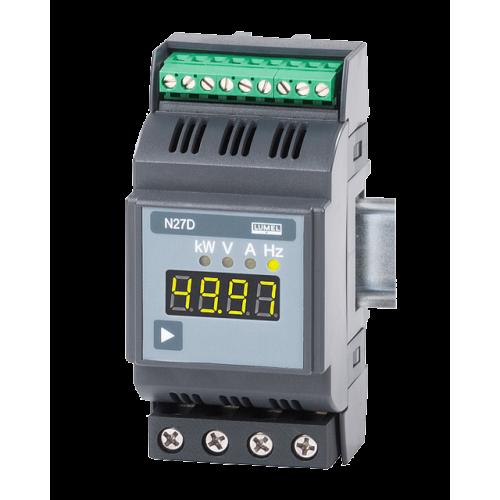 Energetinio tinklo parametrų analizatorius N27D