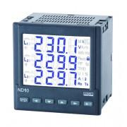 Energetinio tinklo parametrų analizatorius ND10