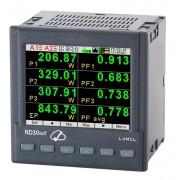 Energetinio tinklo parametrų analizatorius ND30IoT (su Ethernet, MQTT)