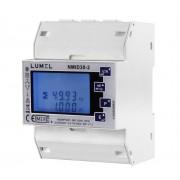 Energetinio tinklo parametrų matuoklis NMID30-2 (atitinka MID sertifikatą, 100 A)