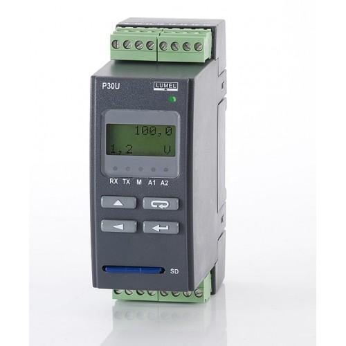 Temperatūros ir standartinio signalo keitiklis P30U