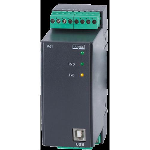 Energetinio tinklo parametrų keitiklis P41