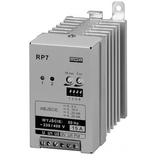 Komutatorius - valdiklis RP7