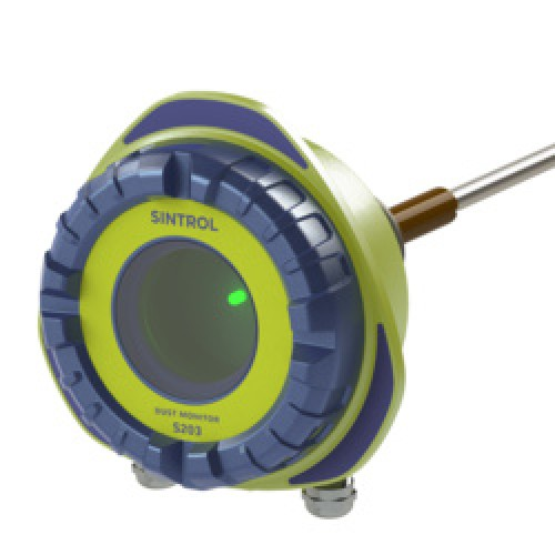 Dulkių detektorius S201