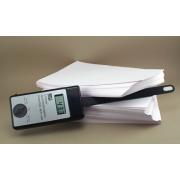 Drėgmės ir temperatūros matuoklis popieriui WCPT-100P