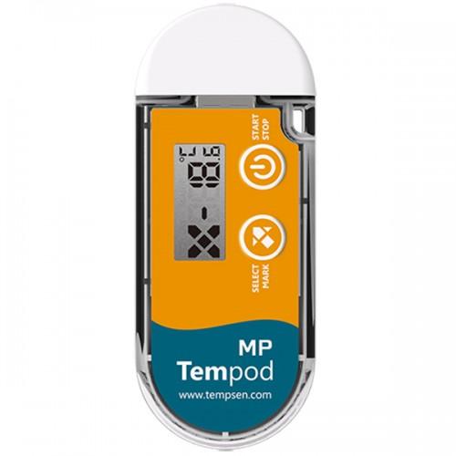 Duomenų kaupiklis temperatūrai Tempod MP