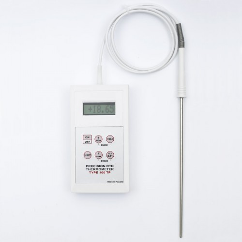 Skaitmeninis termometras 100-TP (precizinis)