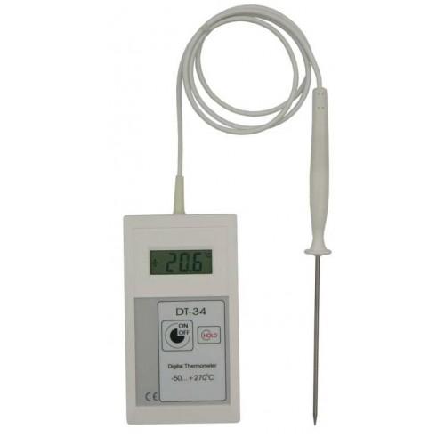Skaitmeninis termometras DT-34