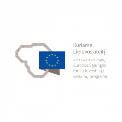Finansuojama Europos regioninės plėtros fondo lėšomis